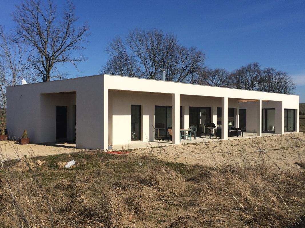 Maisons individuelles morel batiment entreprise de for Entreprise de construction maison individuelle